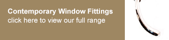 Contemporary Window Fittings - Suffolk